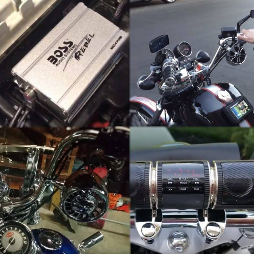 Image result for motorcycle amps